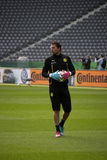 Roman Weidenfeller Royalty Free Stock Photo