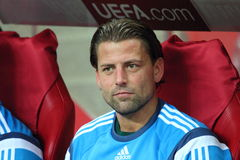 Roman Weidenfeller Royalty Free Stock Photos