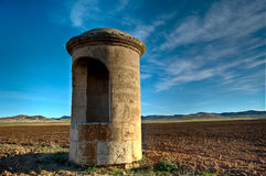 Roman well Algeria Constantine mila royalty free stock photography