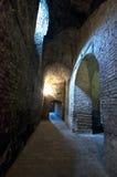 Roman Well at Kalemegdan, Belgrade, Serbia. stock images