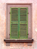 Roman Window Stock Image