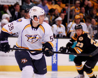 Roman Yosi, Nashville Predators. Nashville Predators Roman Josi #59 Royalty Free Stock Photography
