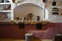 Romana de Cocina Cuisine romaine images libres de droits