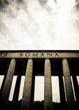 romana för civiltadellamuseo Arkivbild