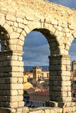 RomanAqueduct Stock Image