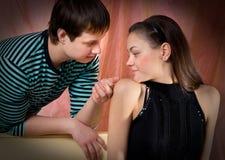 Romance Photo libre de droits