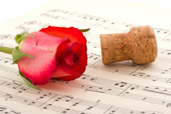 Romance lizenzfreies stockfoto