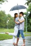Romance Fotografie Stock Libere da Diritti