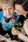Romance Royalty Free Stock Photos