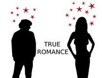 Romance allineare Fotografie Stock Libere da Diritti