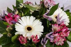 Romance flower bouquet. Romance bouquet with various flower Stock Photo