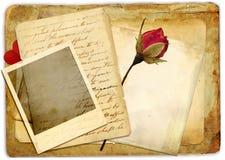 Romance de la vendimia Foto de archivo