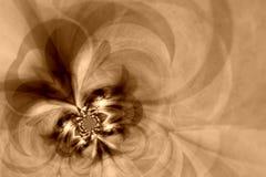 Romance do Sepia Imagens de Stock Royalty Free