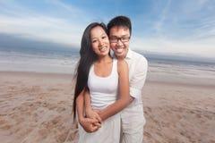 Romance do verão Imagem de Stock