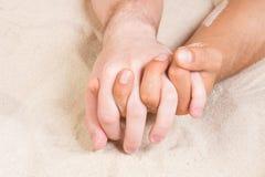 Romance et amour Vacances dans les tropiques Couples heureux Photo stock