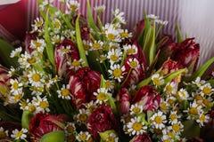 Romance flower bouquet Royalty Free Stock Image