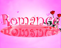 Romance Gift Stock Photography