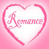Romance Heart Means In Love And Affection Stock Photography