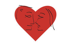 Romance III Royalty Free Stock Image