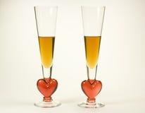 Romance para pares Fotos de Stock Royalty Free
