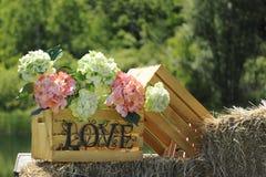 Romance rustique Photos libres de droits