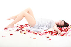 Romance spa Stock Image