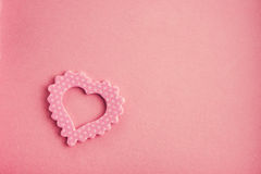 Romance symbol heart Royalty Free Stock Photo