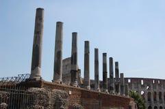 Romancolumns Lizenzfreies Stockfoto