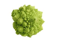 Romanesco Stock Image