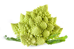 Romanesco Broccoli. Picture of a romanesco broccoli Royalty Free Stock Image