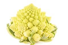 Romanesco broccoli - blomk?l royaltyfri foto