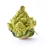 Romanesco broccoli cabbage Stock Image
