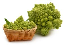 Romanesco brokuły Zdjęcia Royalty Free