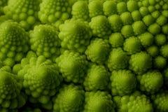 Romanesco brokuły Obraz Royalty Free