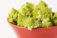 Romanesco Cauliflower Stock Photos