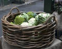 Romanesco cauliflower Royalty Free Stock Photos
