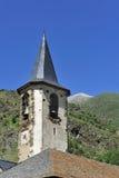Romanesque εκκλησία στην κοιλάδα Aran, Ισπανία στοκ εικόνες με δικαίωμα ελεύθερης χρήσης