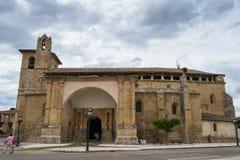 Romanesque εκκλησία στοκ φωτογραφία με δικαίωμα ελεύθερης χρήσης