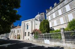 Romanesque καθεδρικός ναός του Angouleme, Γαλλία Στοκ Εικόνες