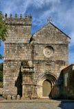 Romanesque μοναστήρι Cete σε Parede Στοκ Εικόνα