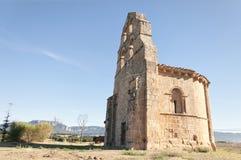 Romanesque παρεκκλησι Στοκ Φωτογραφίες