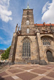 Romanesque πύργος Στοκ Φωτογραφίες