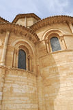 Romanesque architecture Stock Image