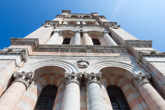 Romanesque Cathedral of Ferrara in Emilia Romagna, Italy Stock Image