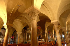 Romanesque cathedral Modena Italy Stock Photos