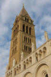 Romanesque cathedral of Pecs Stock Photos