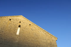 Romanesque chapel Royalty Free Stock Photography