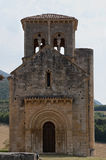 Romanesque chapel Royalty Free Stock Photos