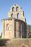 Romanesque chapel Stock Photos
