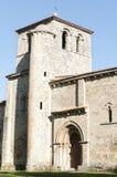 Romanesque chapel Stock Photo